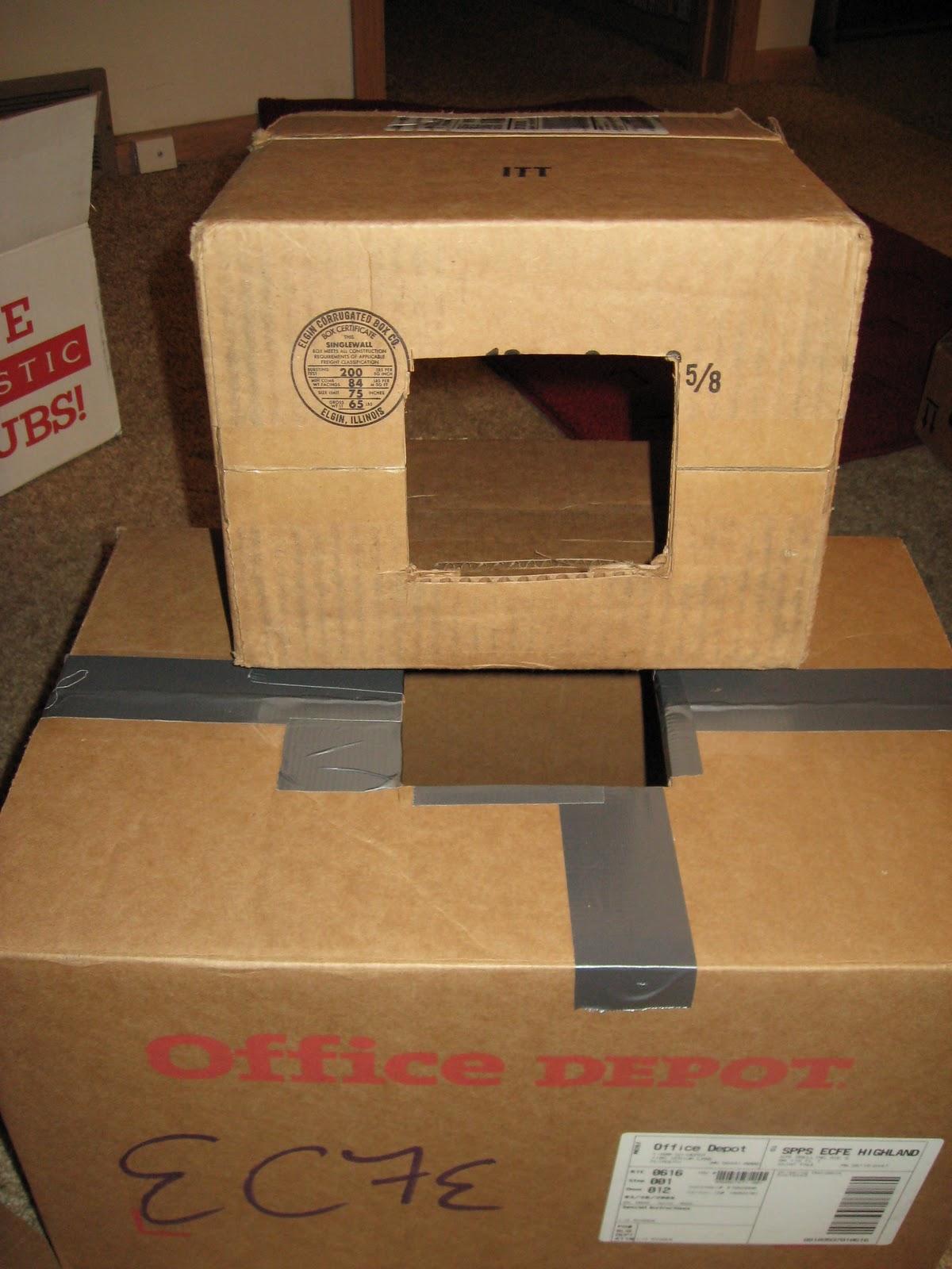 hole in a the box dick Cut