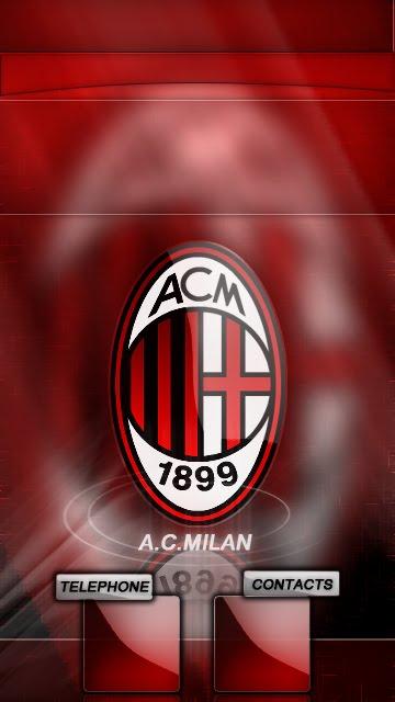 Ac Del Equipos Futbol De Dibujar Cosas Futbol Los De Milan De Para