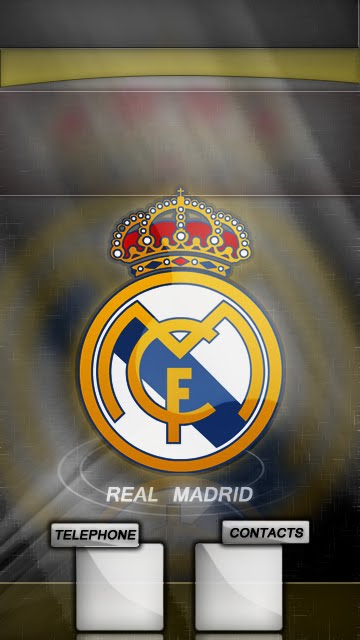 Real Madrid Iphone 4 Wallpaper Fondos Celular Equipos De Futbol Taringa