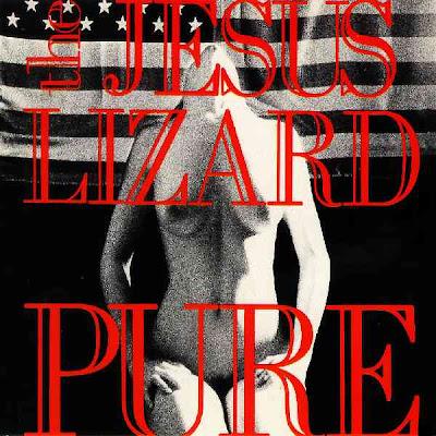Album Cover Rad: The Jesus Lizard