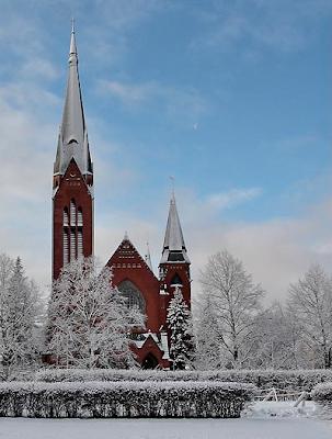 Joulumyyjäiset Turku