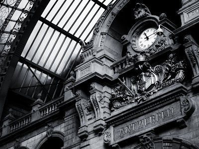 clocks, train station, history, architecture