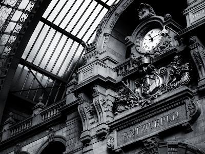 clocks, train station, history, architecture