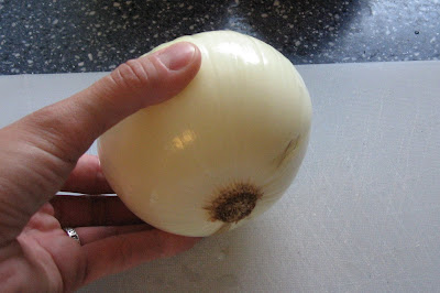 onion without skin