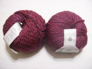 Jojoland Rhythm Yarn, wool, photo by April Garwood of Banana Moon Studio