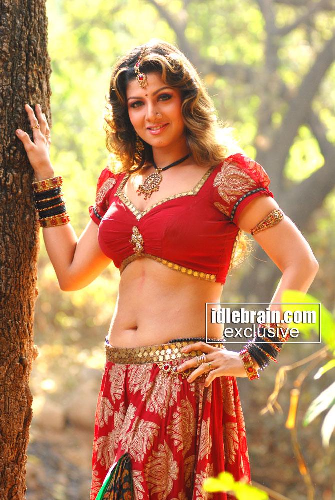 Hot Actress Spicy Rambha