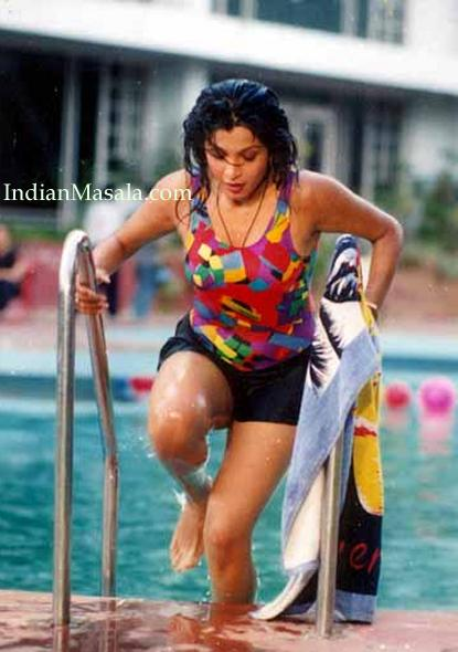 Shoulders Ramya krishnan hot body naked authoritative point