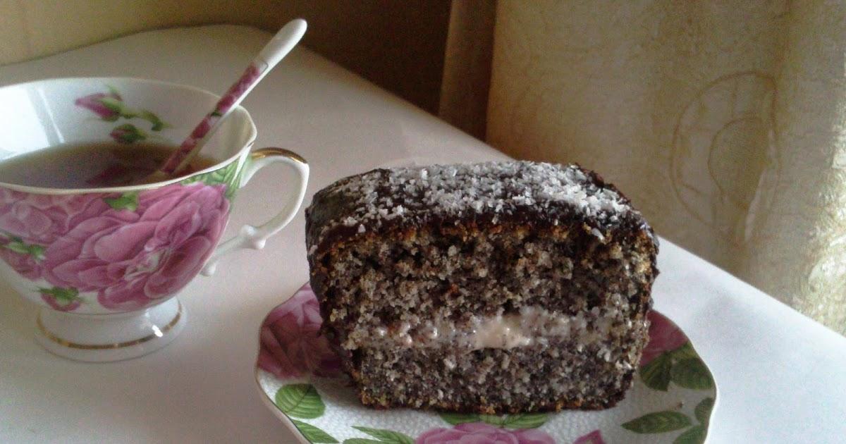 """Kirche: торт """"Маково-Трюфельный"""""""