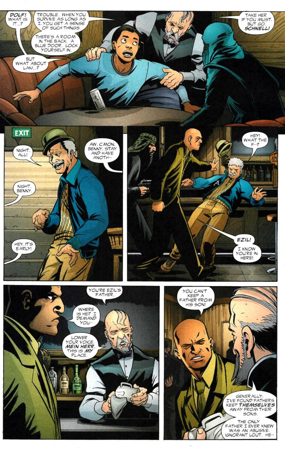Read online Fallen Angel (2003) comic -  Issue #4 - 17