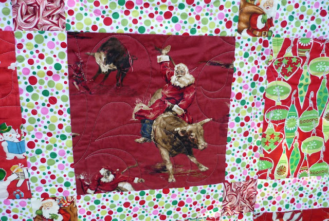 My Quilt History- Part 3, Christmas Capers