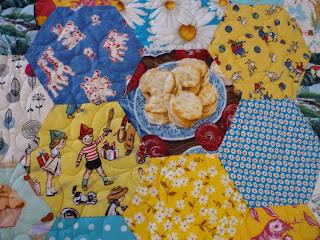 My Quilt History Part 4- Afternoon Tea with The Birds