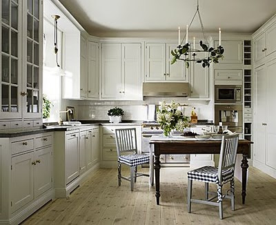 C.B.I.D. HOME DECOR and DESIGN: HOME DECOR: WHITE KITCHENS