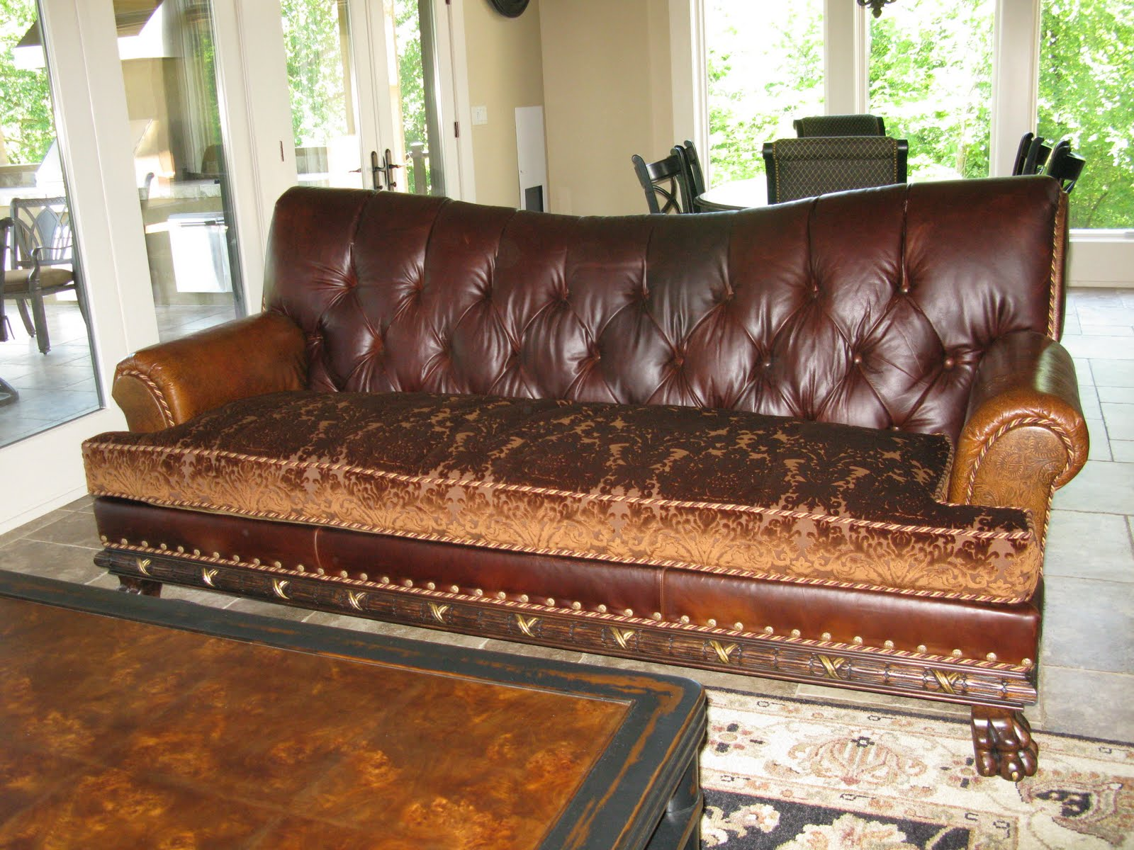 Projects Plenty It s All About the Sofa