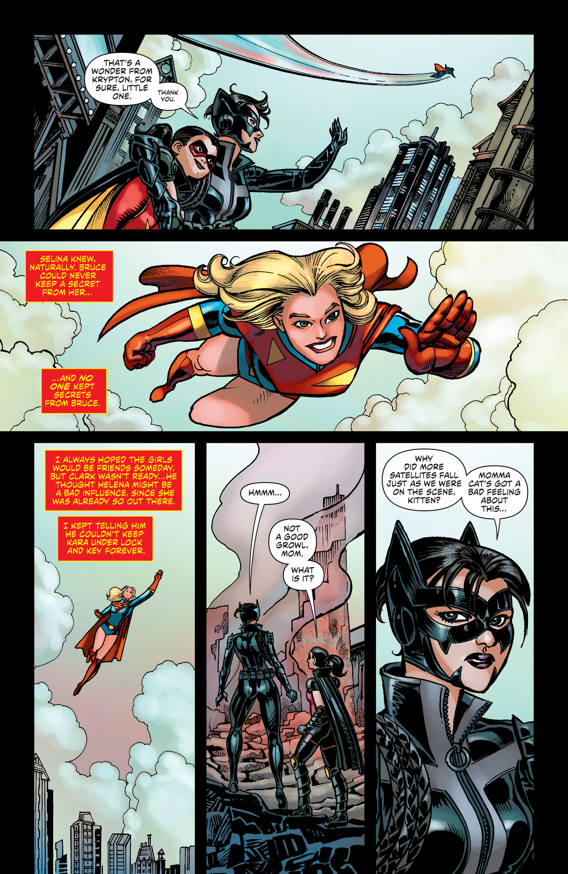 Read online Worlds' Finest comic -  Issue #31 - 12