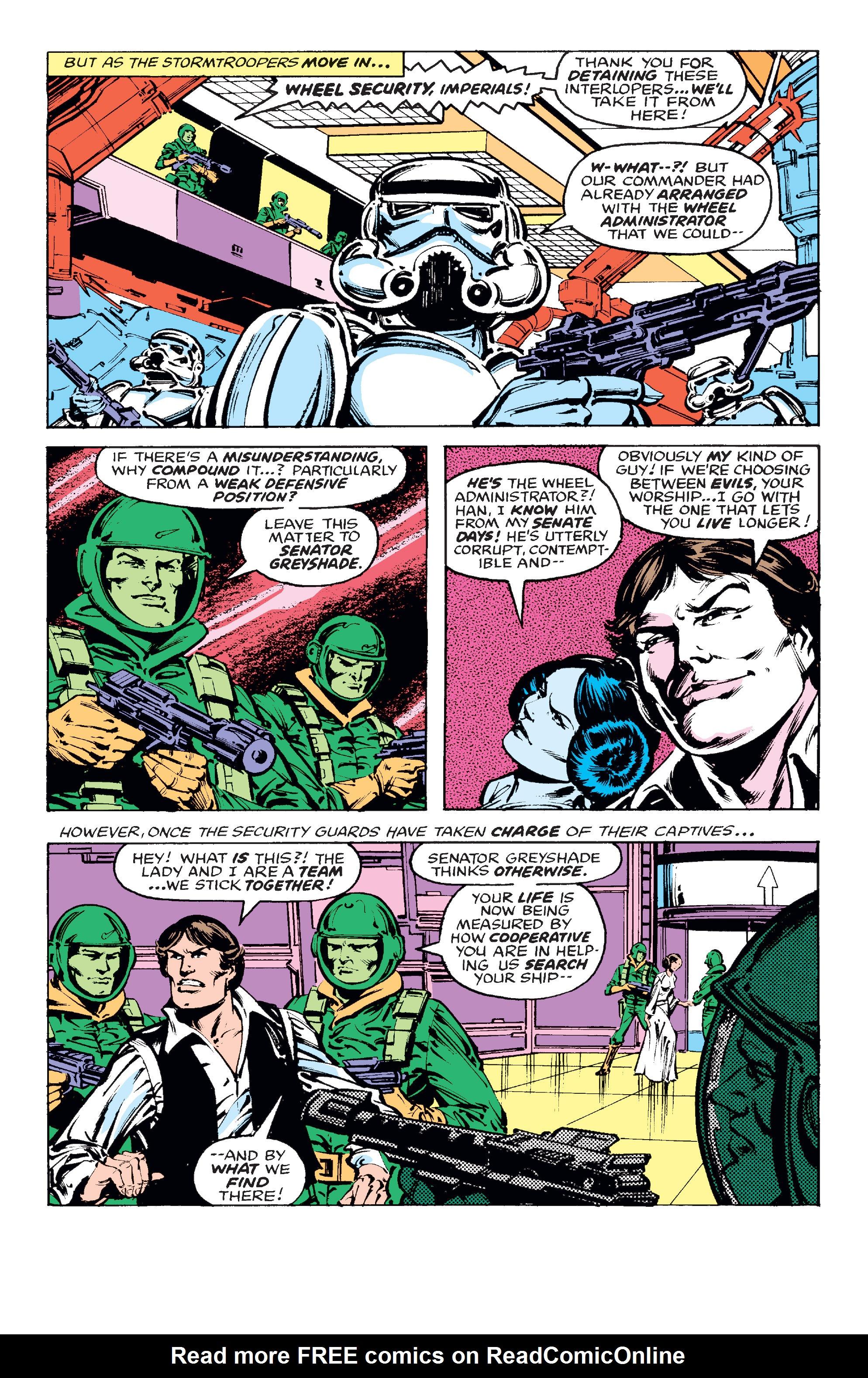 Read online Star Wars Omnibus comic -  Issue # Vol. 13 - 336
