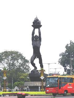 Patung Dijakarta