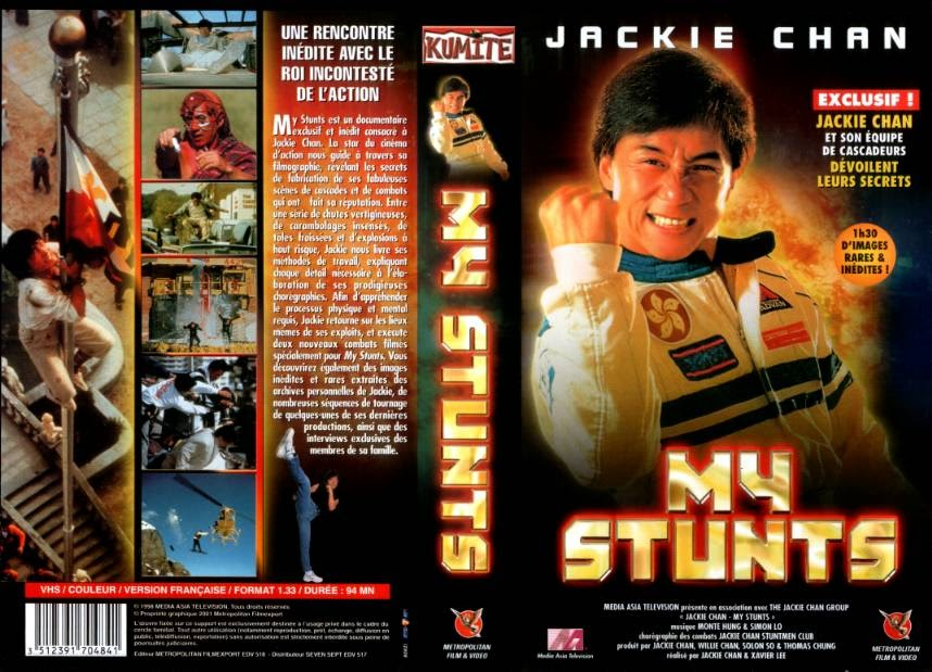 Jackie Chan – My Stunts