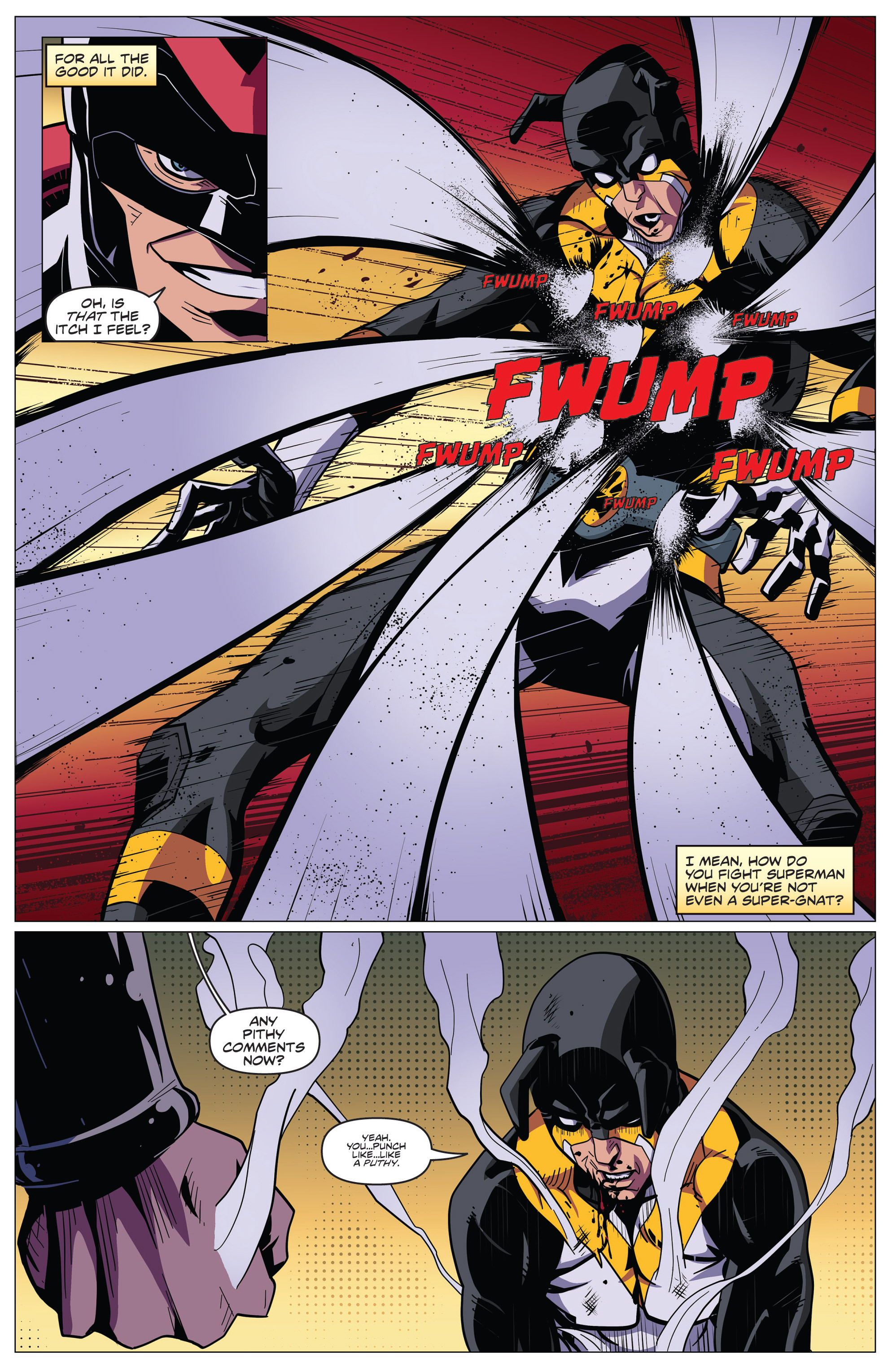 Read online Actionverse comic -  Issue #4 - 8