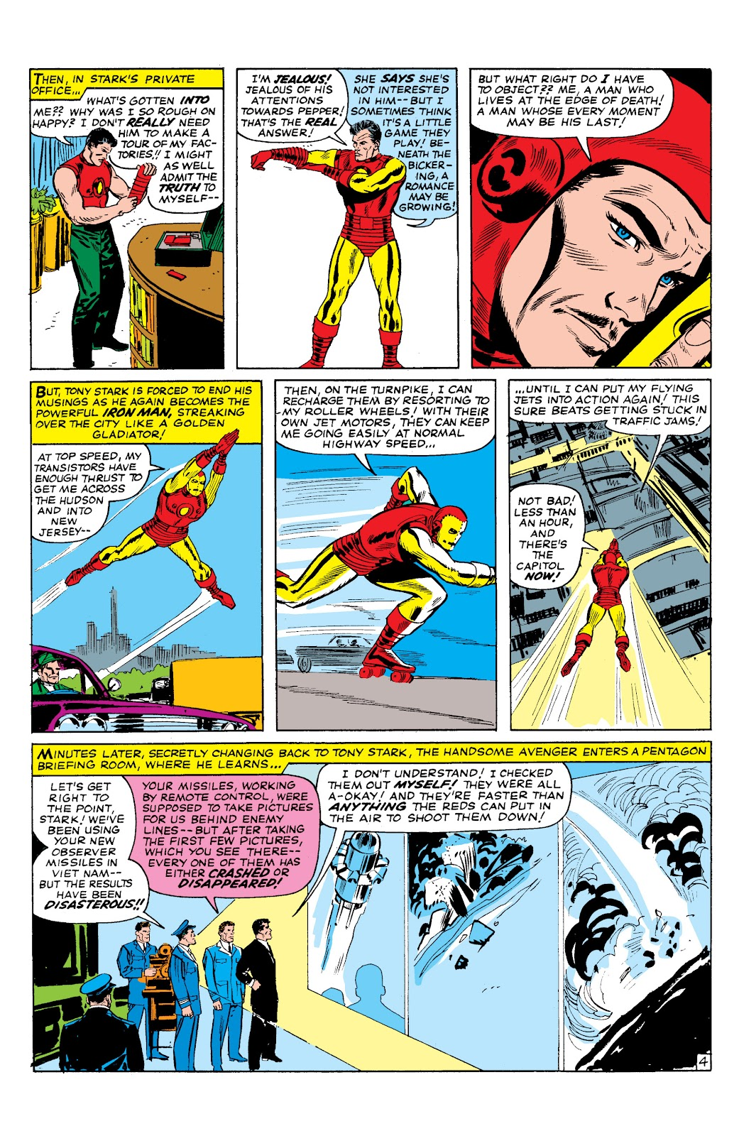 Read online Marvel Masterworks: The Invincible Iron Man comic -  Issue # TPB 2 (Part 1) - 50