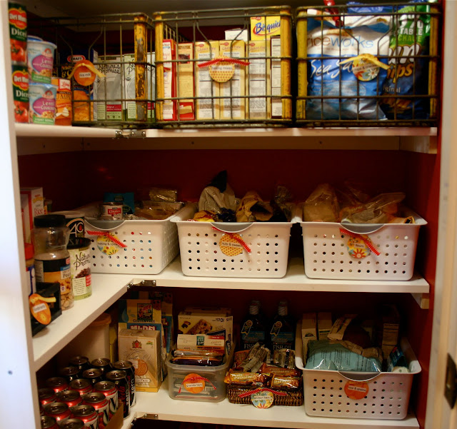 9 Tips For A Perfectly Organized Pantry: Organizing My Pantry
