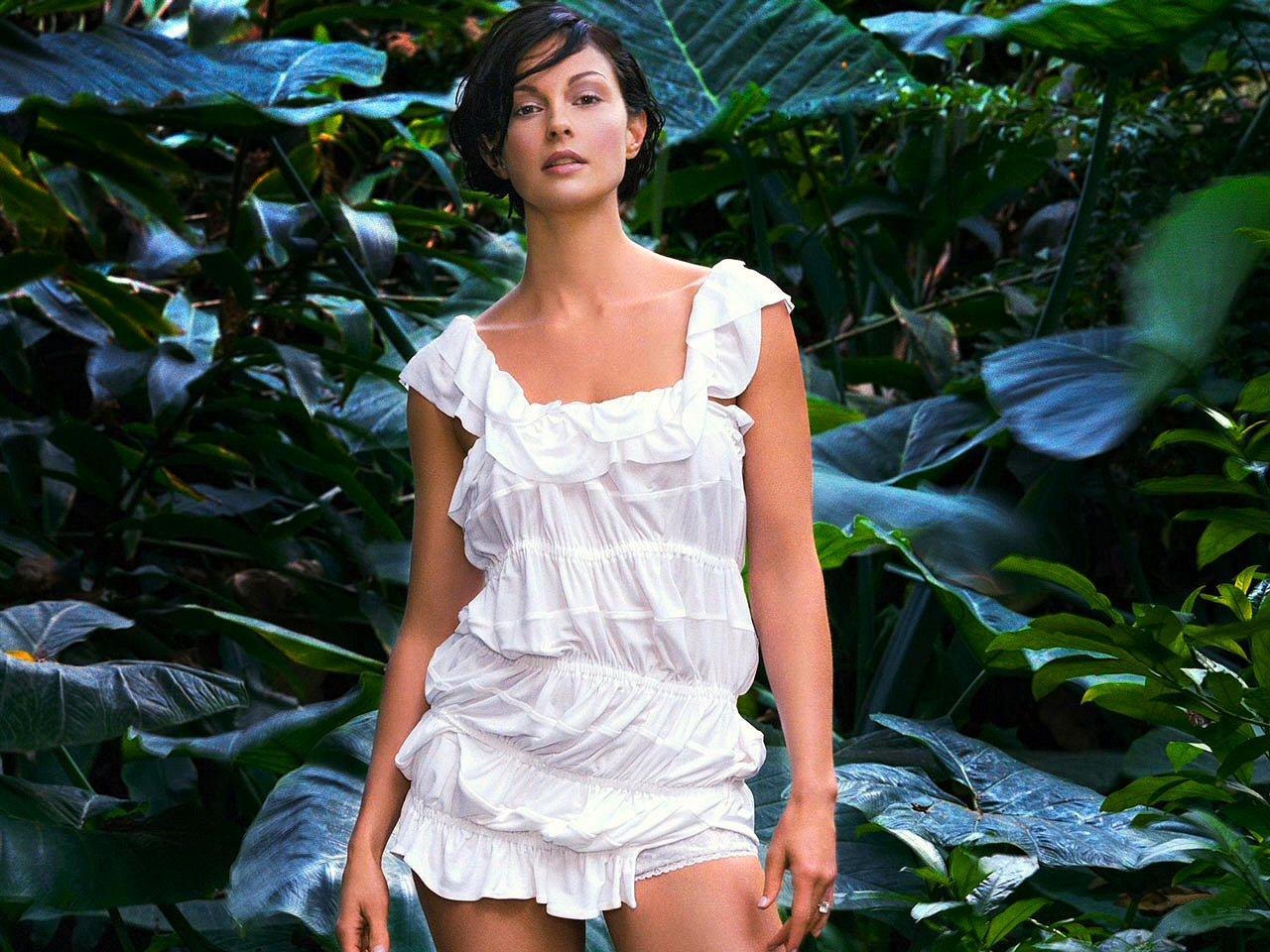 Actress ashley judd hot