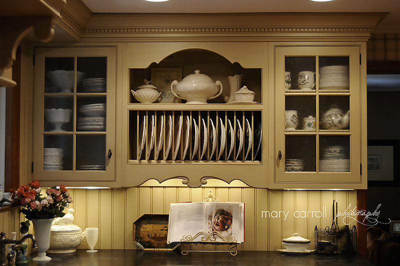 Little Red House: I Love My Plate Rack
