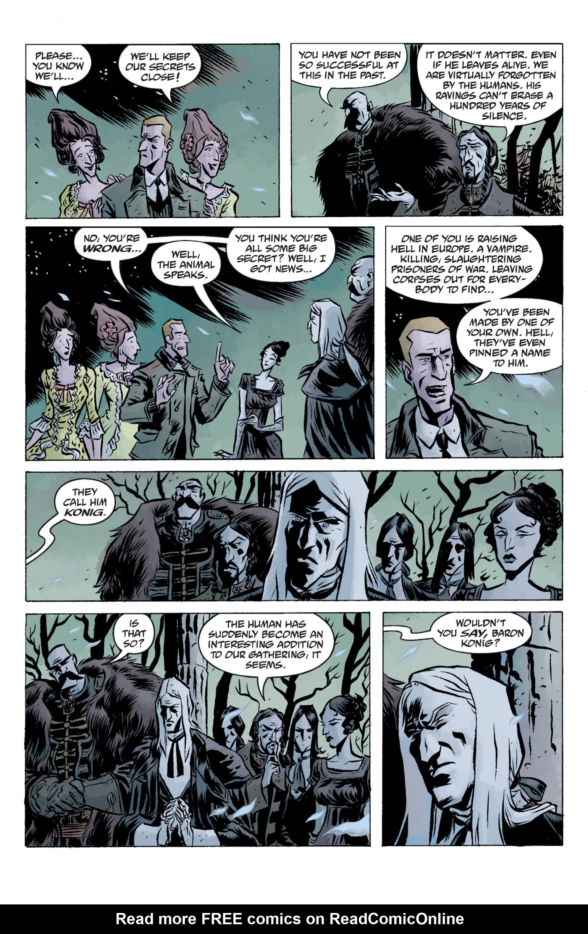 Read online B.P.R.D. (2003) comic -  Issue # TPB 13 - 51