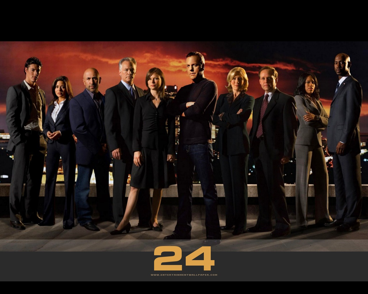 Crazy Video Spot: Watch 24 Season 8 Episode 20 Series - Day
