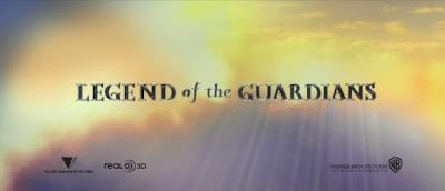 La leyenda de los guardianes La película