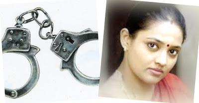 Ranjitha wanted by CID