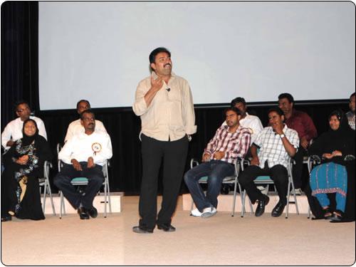 Gopi at Emirates Tamil Association