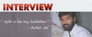 Actor Jai Aval Peyar Tamilarasi