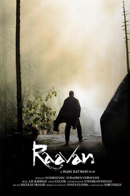 Raavan Movie Posters 3