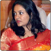 Ranjitha issues a press statement