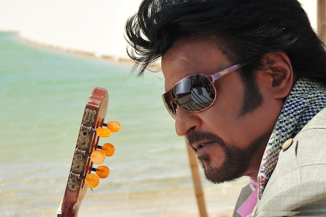Endhiran Audio Sold for record Rs 8 crore