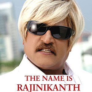Rajini on Twitter