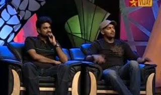 Watch Interview with Madrasapattinam Team
