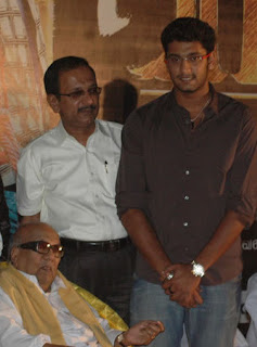 Happy birthday Arulnidhi