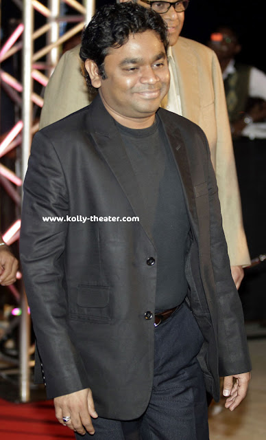 Rahman at Endhiran Audio Launch still