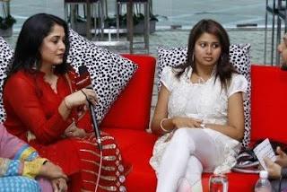 Sangeetha Ramya Krishnan at Endhiran Audio Launch