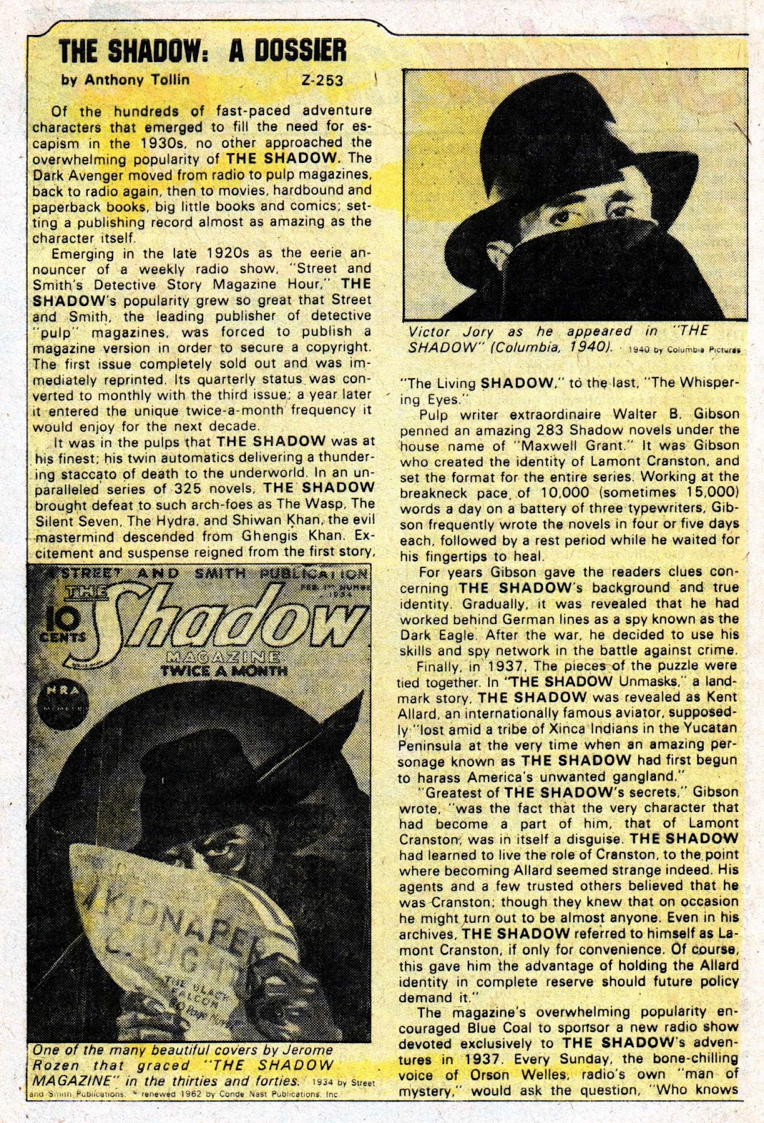 The Shadow (1973) issue 9 - Page 31