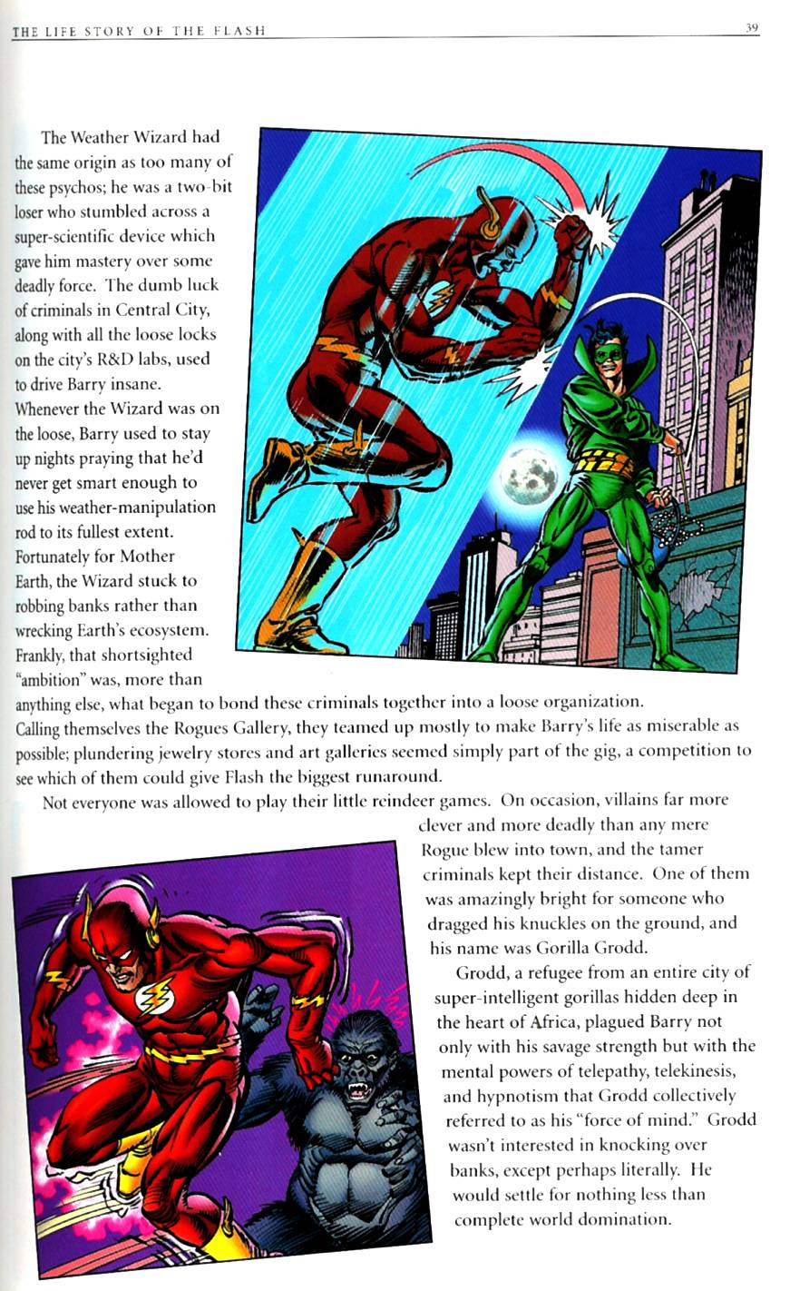 Read online The Life Story of the Flash comic -  Issue # Full - 41