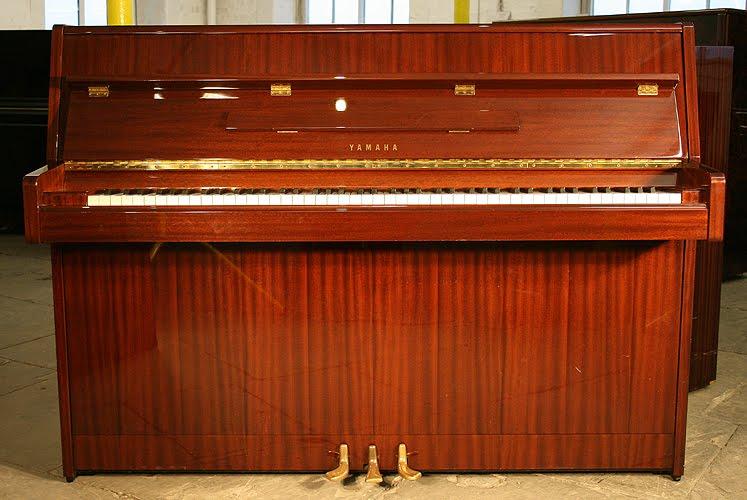 Finding the Age of Your Yamaha Piano - Yamaha - United States