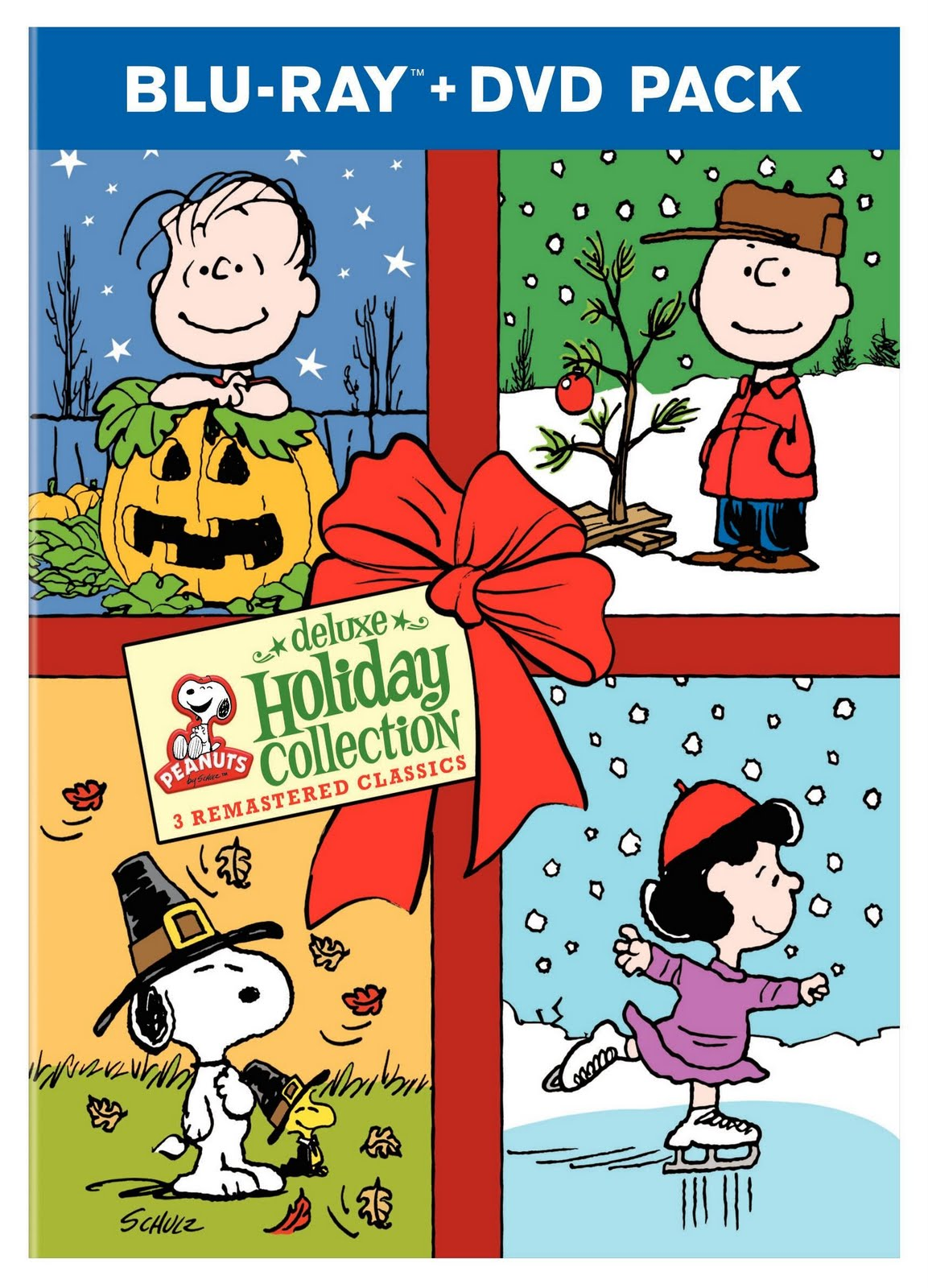 Charlie Browns Christmas Tales.Peanuts Holiday Collection Dvd Charlie Brown S Christmas