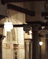 صورة لأحد مساجد مصر