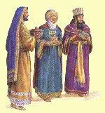 الكهنة والمنجمين من المجوس
