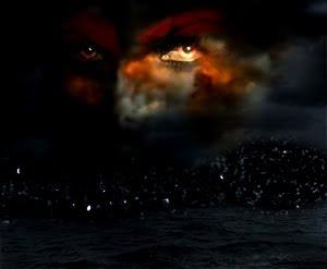 مملكة الشيطان - عرشه على الماء