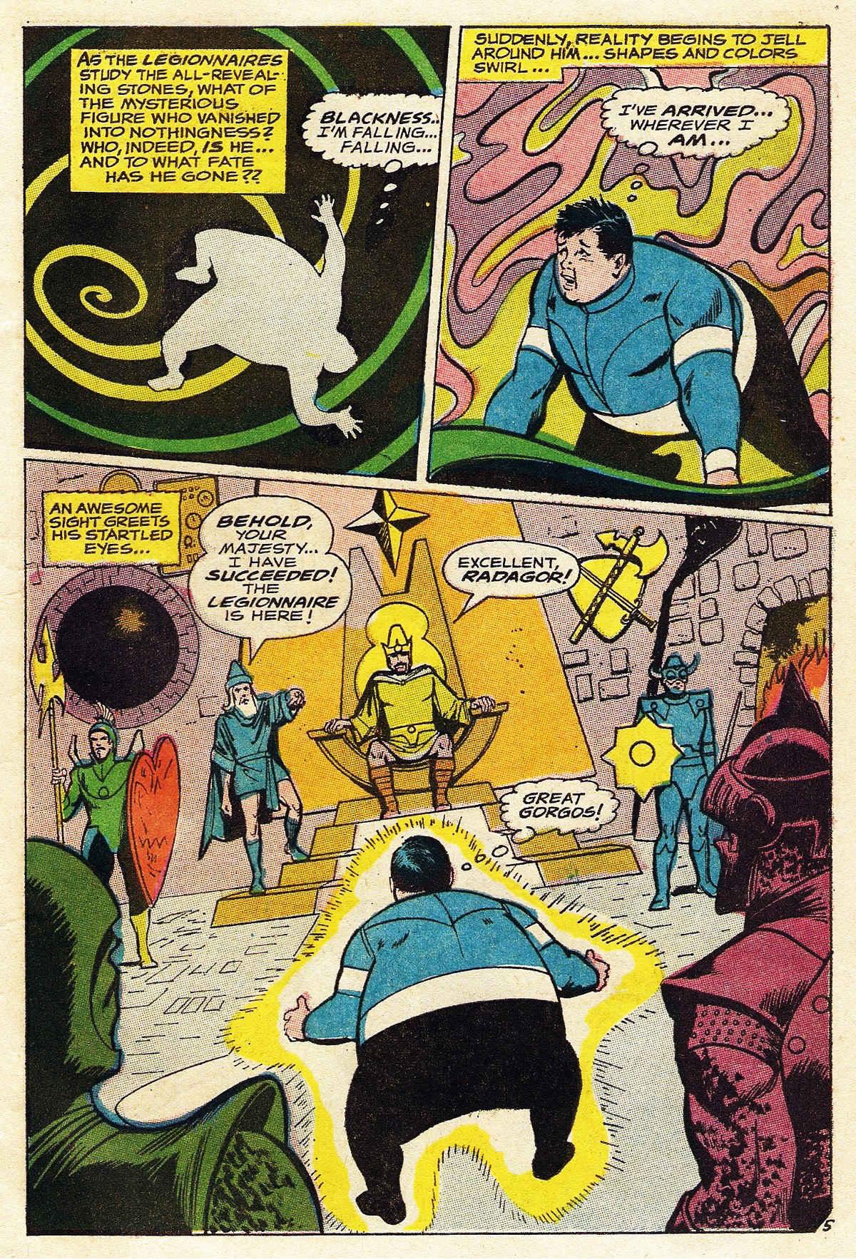 Read online Adventure Comics (1938) comic -  Issue #376 - 7