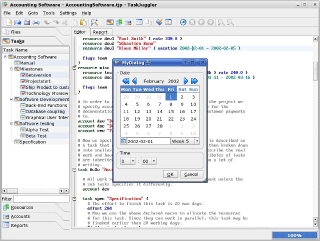 Free And Open Source Project Management Software Tech Source