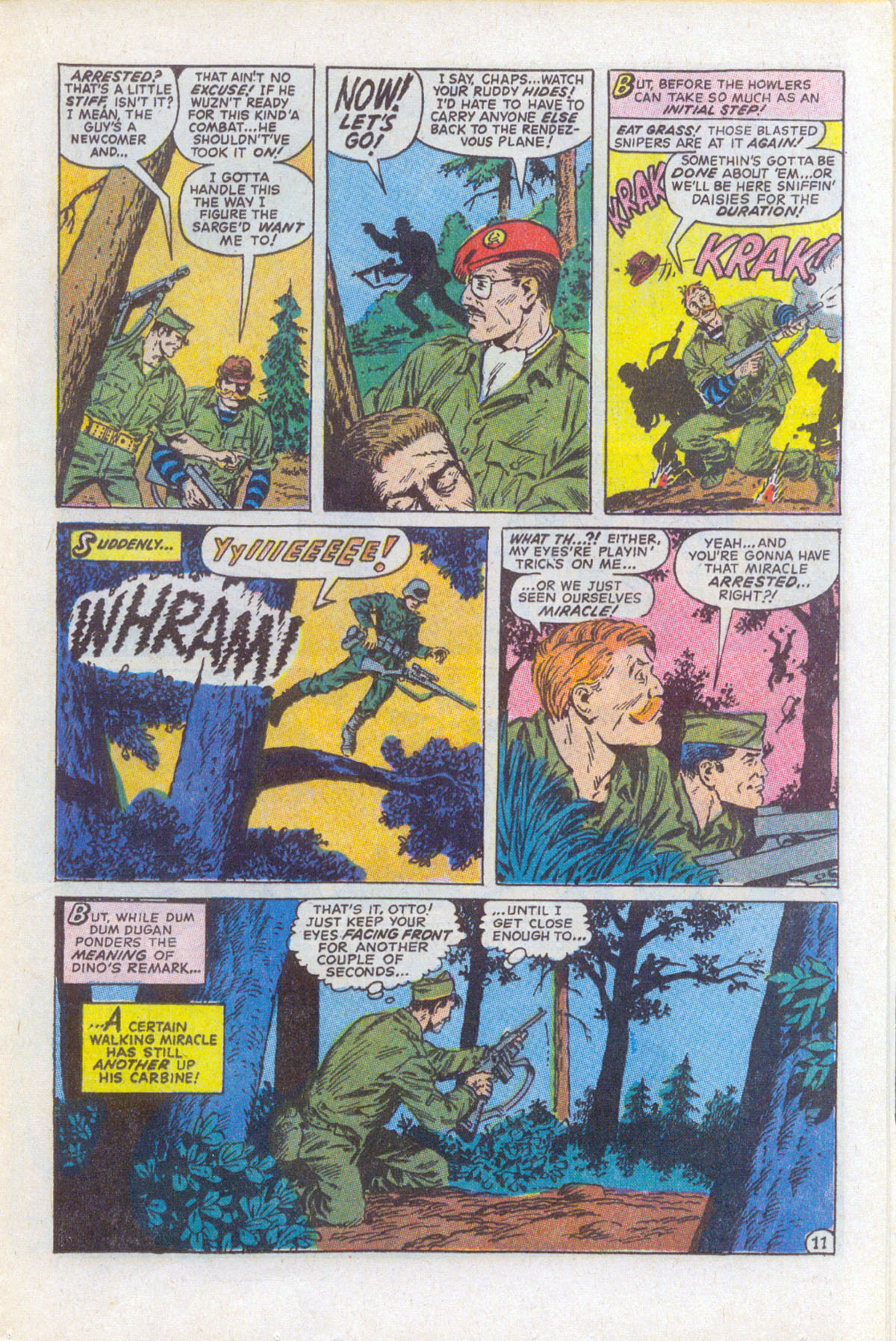 Read online Sgt. Fury comic -  Issue #63 - 17